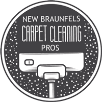 new braunfels carpet cleaning pros logo